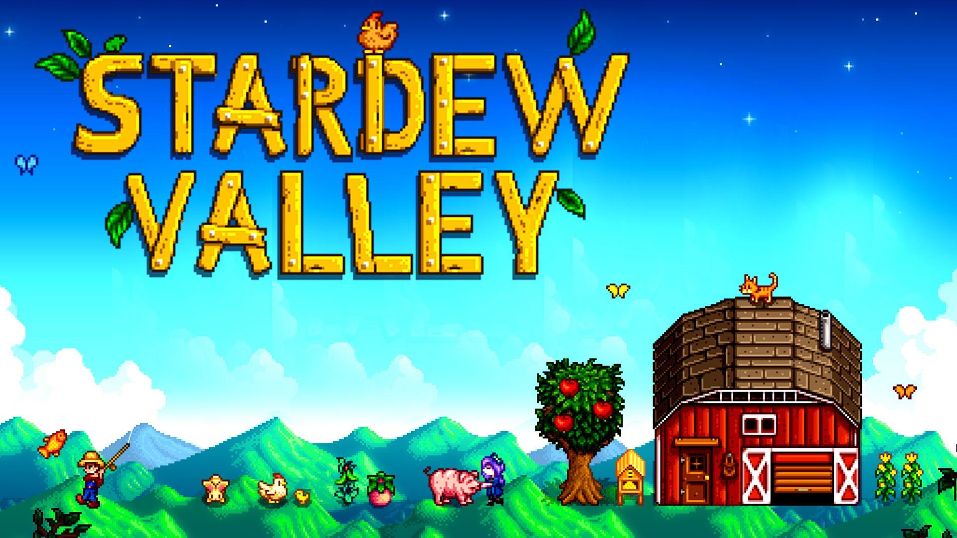 Stardew Valley Entwickler Kundigt Uberraschenderweise Neue Inhalte An