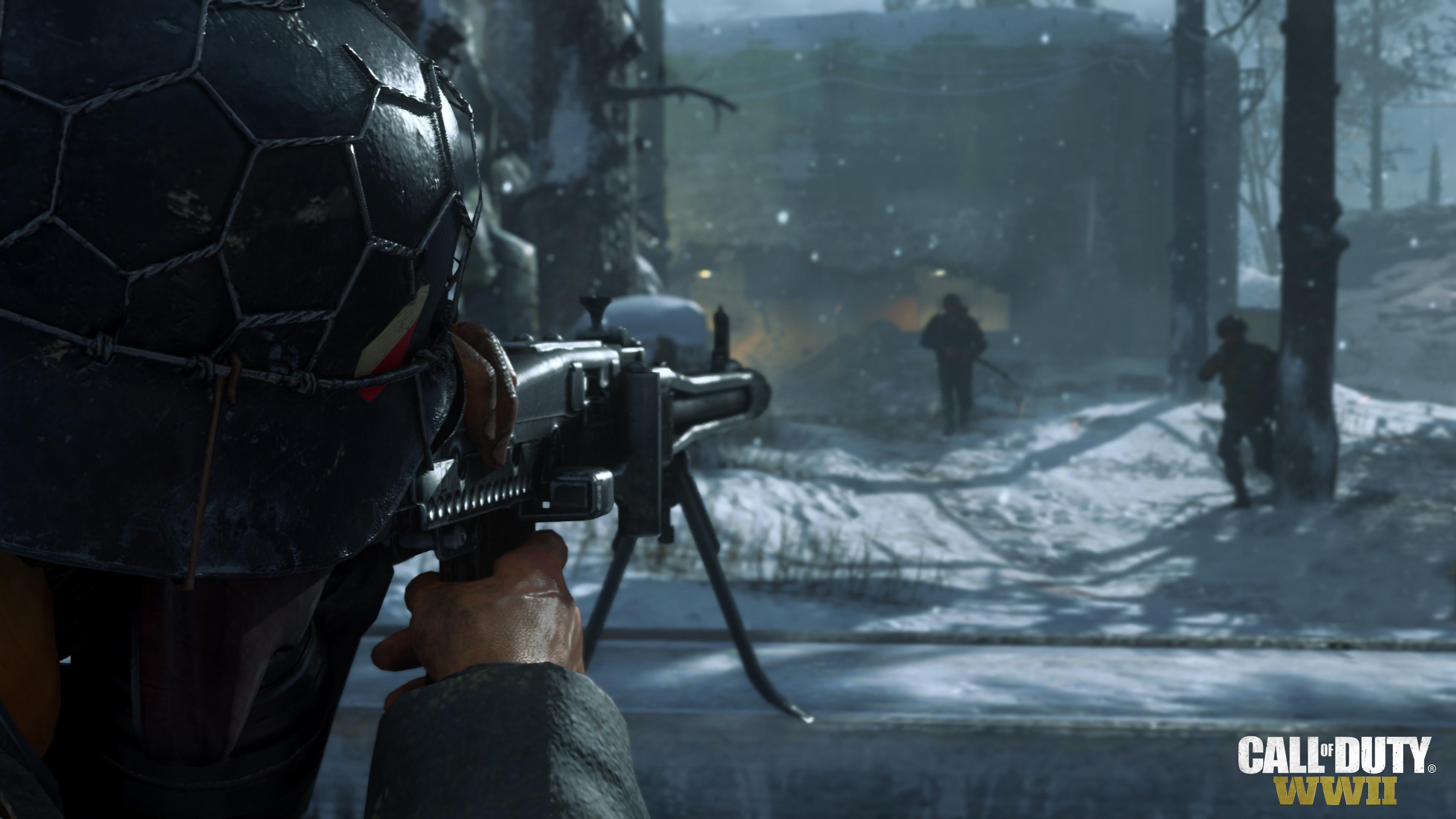 Call of Duty: WWII: Events zu Doppel-XP und Weihnachten