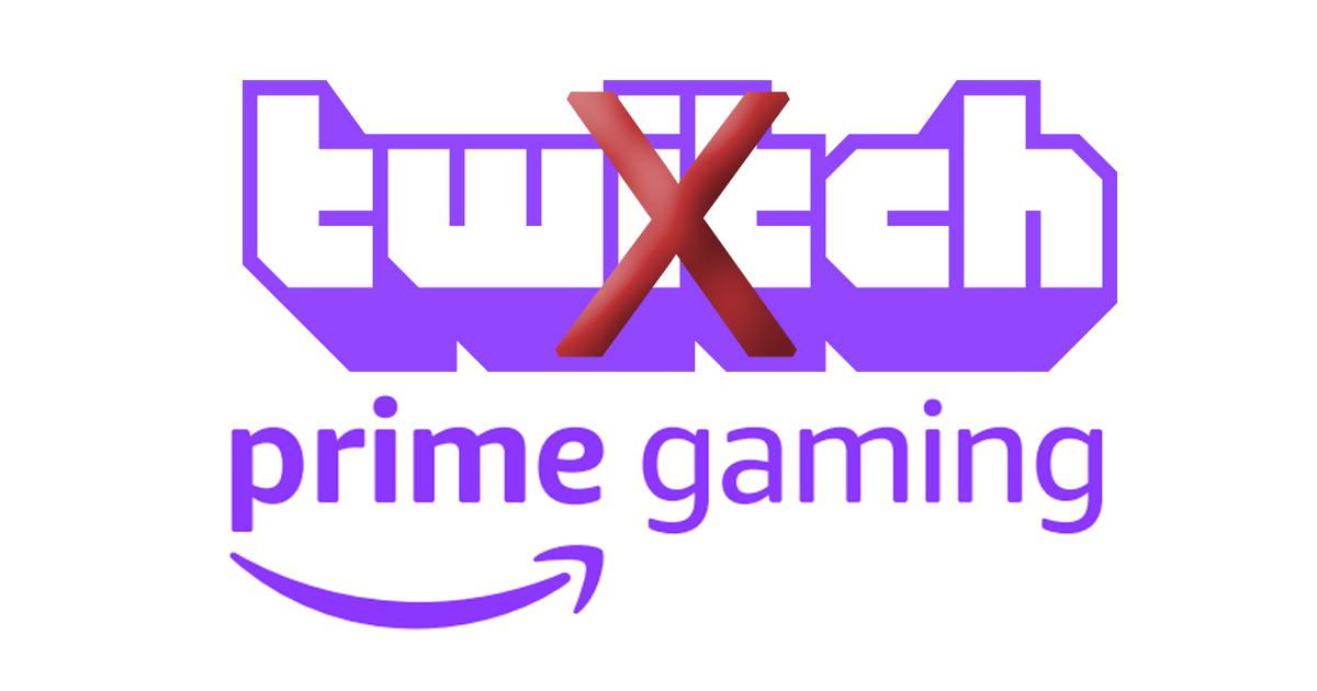 Zockerpuls - Amazon benennt Twitch Prime in Prime Gaming um