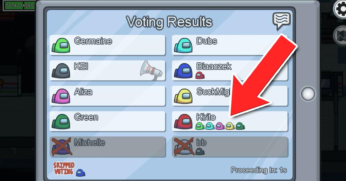 Zockerpuls - Among Us Update verändert das Gameplay mit zwei radikalen Optionen - Vote