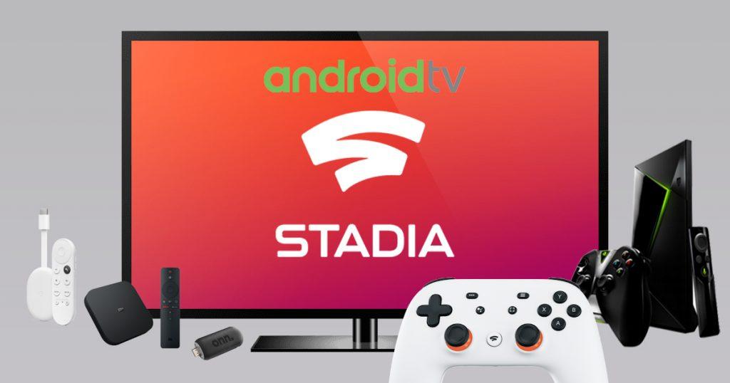 Zockerpuls - Android TV und viele weitere Geräte bekommen offizielle Stadia App