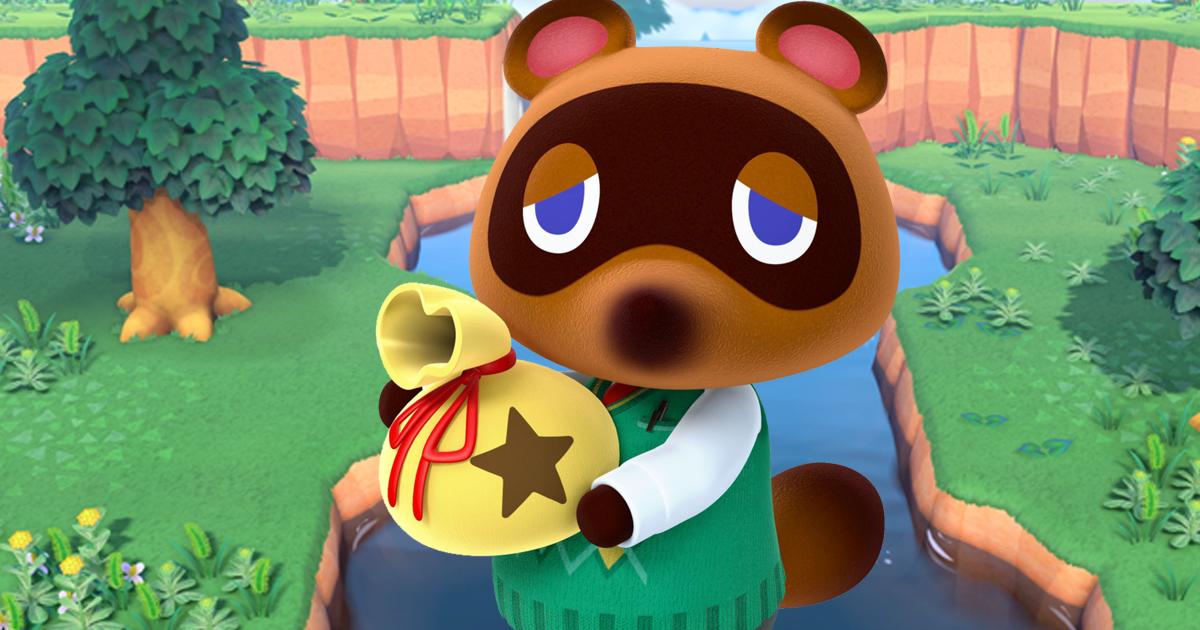 Zockerpuls - Animal Crossing Item-Glitch sorgt für unendlich Geld