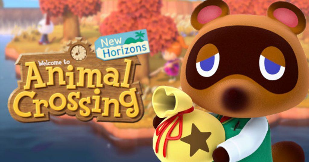 Zockerpuls - Animal Crossing- New Horizons - Nintendo entfernt Hinweis auf In-Game-Käufe - Tom Nook