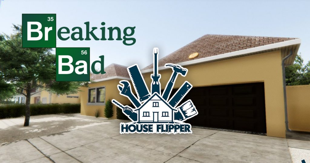 Zockerpuls - Breaking Bad Update für House Flipper