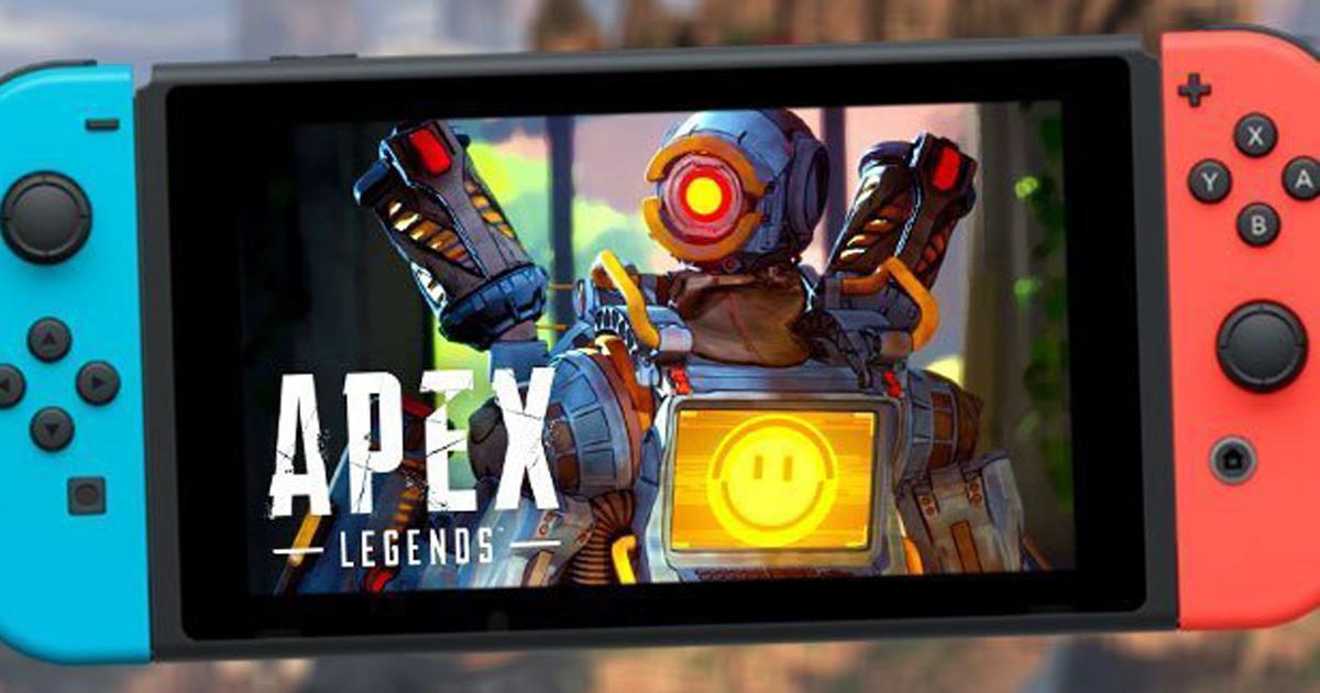 Zockerpuls - Erscheint Apex- Legends für die Nintendo Switch?