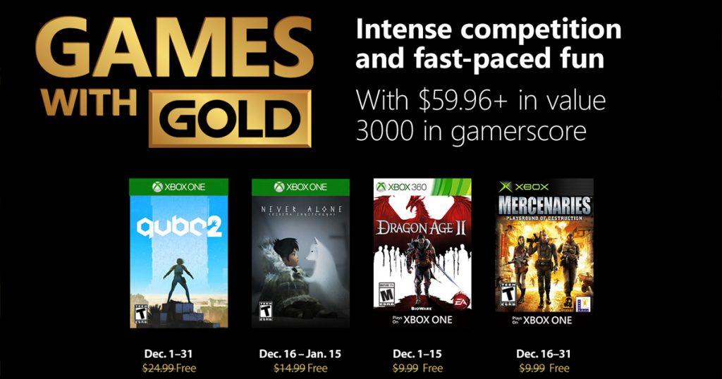 Zockerpuls - Games with Gold und PS Plus Spiele für Dezember 2018 - 2