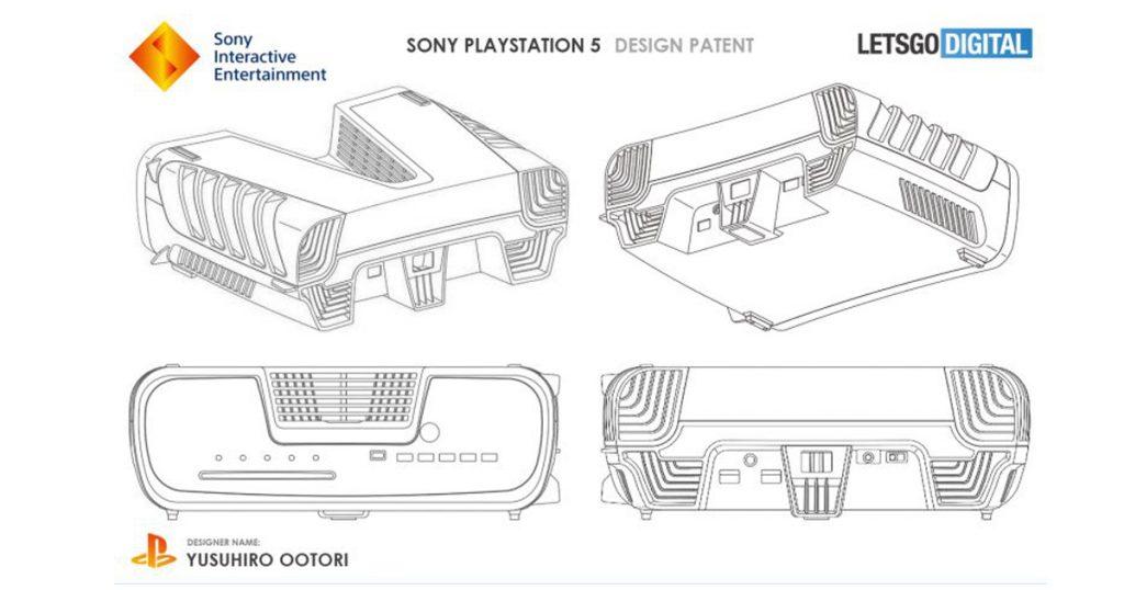 Zockerpuls - Geleaktes Design als PlayStation 5-Dev-Kit bestätigt - Patent