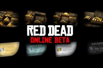 Zockerpuls - Goldbarren- Red Dead Online hat nun Mikrotransaktionen