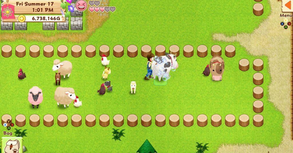 Zockerpuls - Harvest Moon Licht der Hoffnung Special Edition - Screenshot