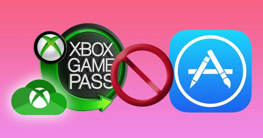 Zockerpuls - Kein Xbox Game Pass und xCloud als App für Apple Geräte