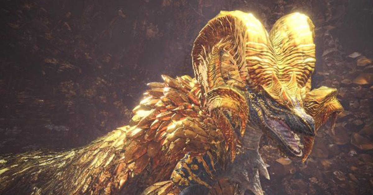 Monster Hunter World: Heute erscheint neues Update mit neuem Monster