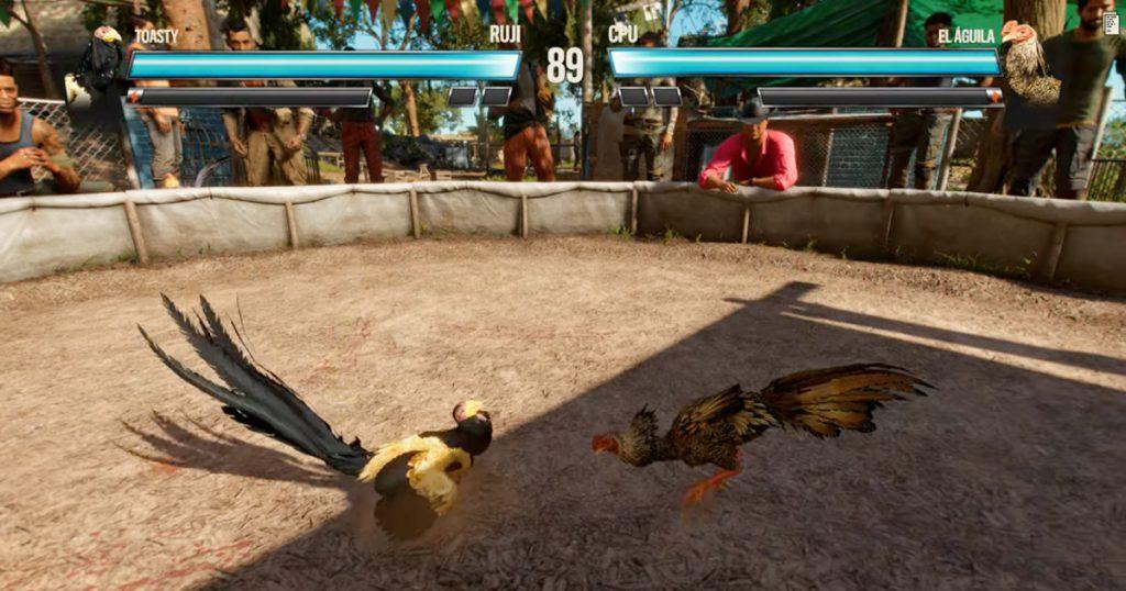 Zockerpuls - PETA prangert Hahnenkämpfe in Far Cry 6 an - Screenshot