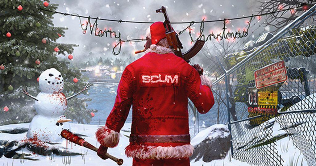 Zockerpuls - Peniswärmer - SCUM-Weihnachtsupdate sorgt für ein warmes Gemächt - Merry Christmas