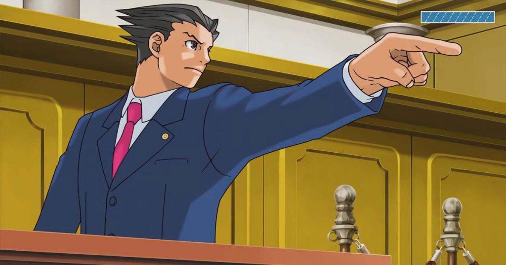 Zockerpuls - Phoenix Wright: Ace Attorney Trilogie auf PS4, Xbox One und Steam
