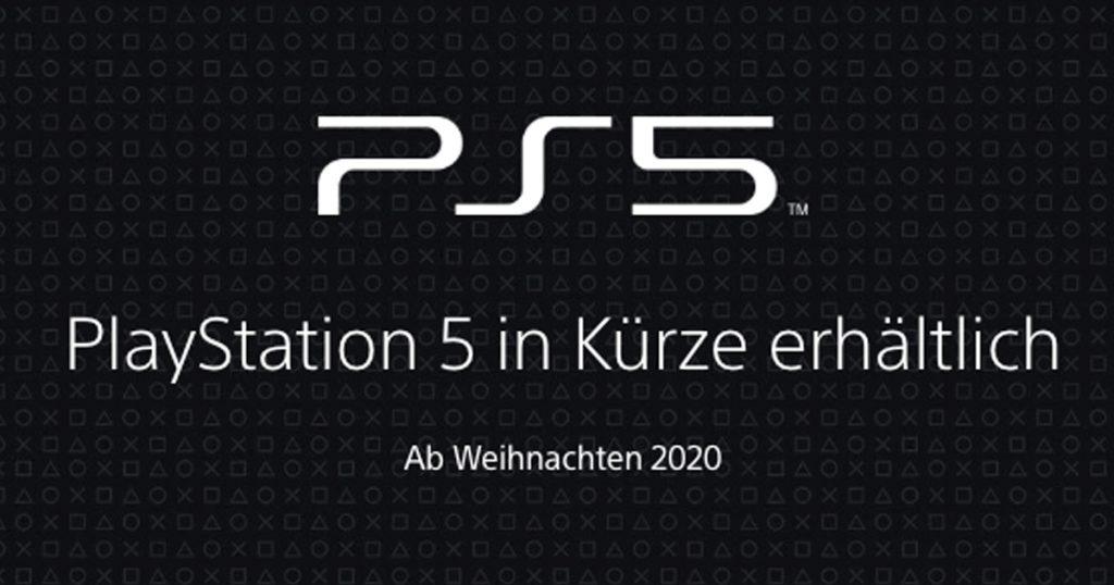 Zockerpuls - PlayStation 5- Offizielle Webseite gestartet, bringt aber kaum Infos