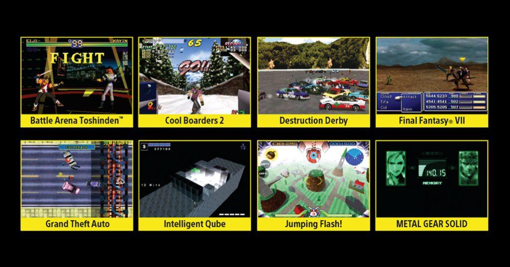 Zockerpuls - PlayStation Classic - Diese 20 Spiele-Klassiker sind dabei 1