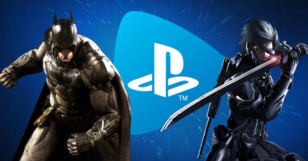 Zockerpuls - PlayStation Now Neuzugänge- Batman- Arkham Knight und Metal Gear Rising