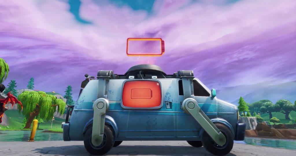 Reboot-Van in Fortnite bringt 2. Chance für eliminierte Spieler - Reload