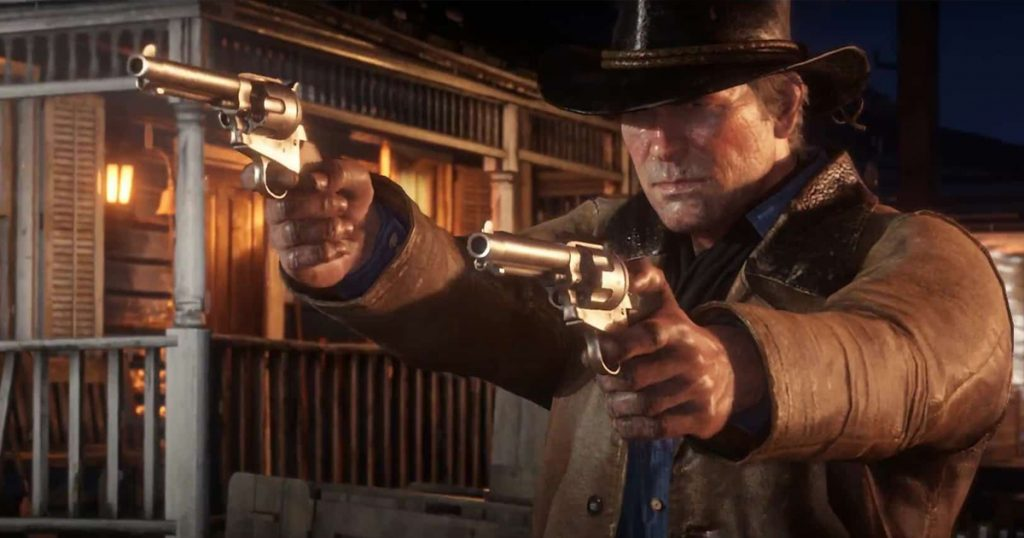 Zockerpuls - Red Dead Redemption 2 Akimbo Geballer