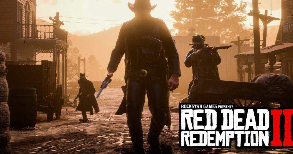 Zockerpuls - Red Dead Redemption 2- Neues Gameplay Video - Promo
