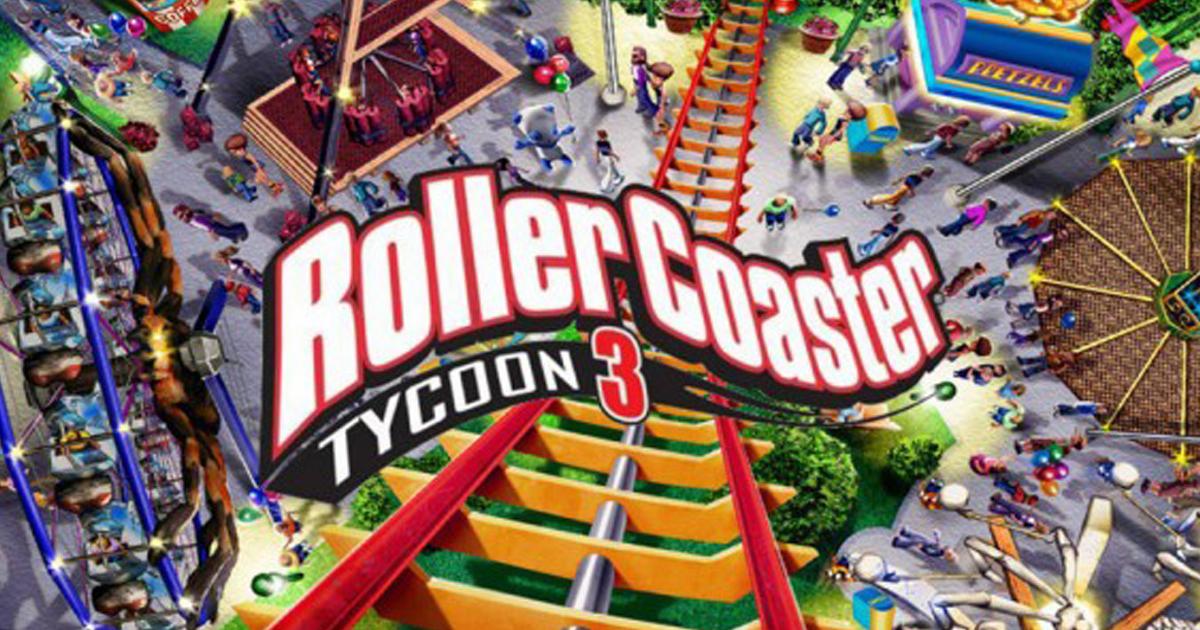 RollerCoaster Tycoon Aus Dem Digitalen Verkauf Genommen - Minecraft rollercoaster spielen