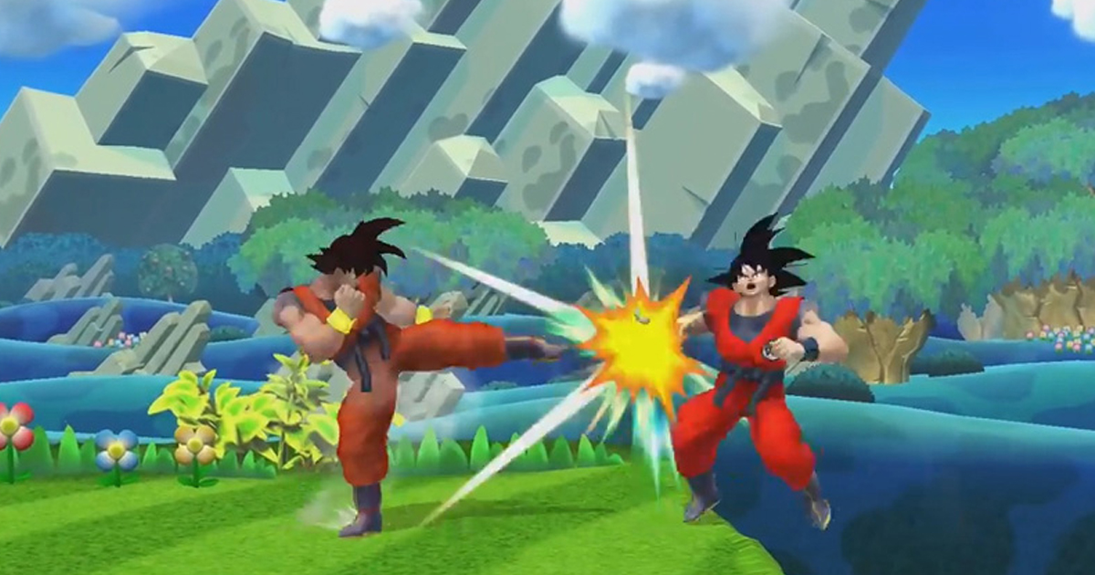 Son Goku Bald Bei Super Smash Bros Zockerpulsde