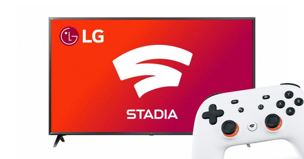 Zockerpuls - Stadia Smart TV App kommt offiziell für LG-Fernseher