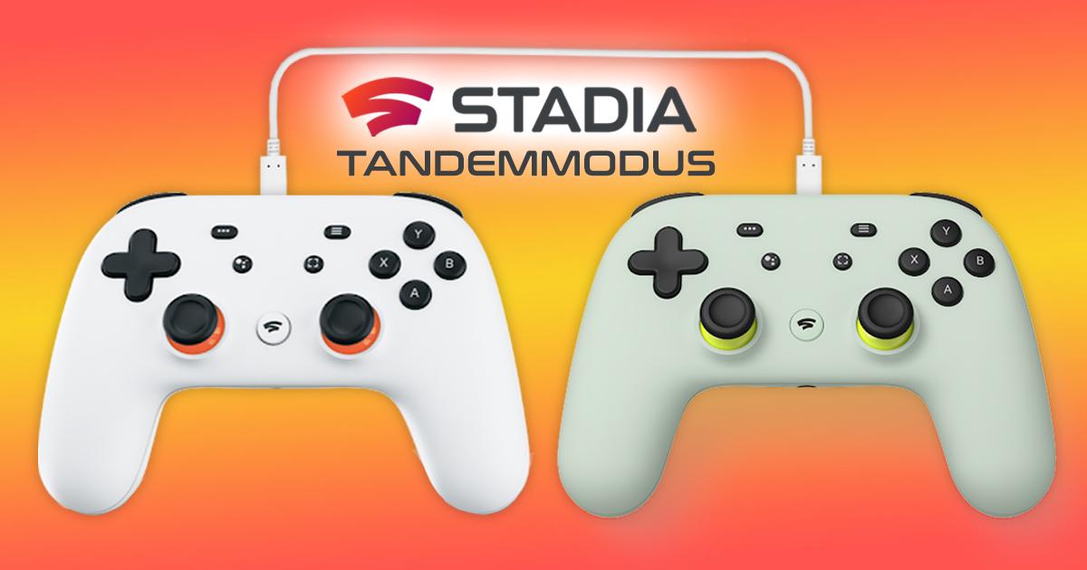 Zockerpuls - Stadia Tandemmodus macht aus jedem Singleplayer Spiel einen Couch-Koop
