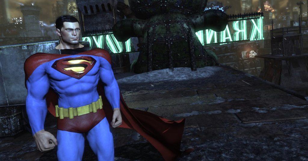 Zockerpuls - Tüfteln die Macher der Batman-Arkham-Reihe an einem Superman-Game?