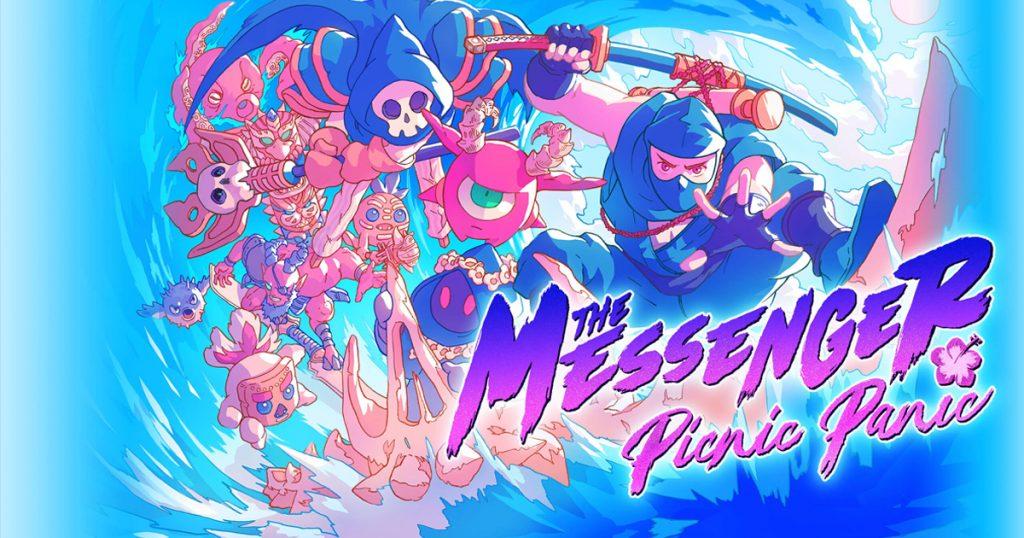 Zockerpuls - The Messenger - Retro Ninja-Platformer derzeit kostenlos im EPIC Store - DLC Picnic Panic