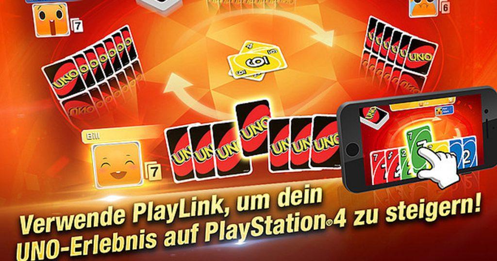 Zockerpuls - UNO jetzt über PlayLink mit dem Handy spielbar - 2