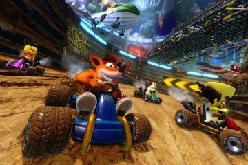 Crash Team Racing Nitro-Fueled remake