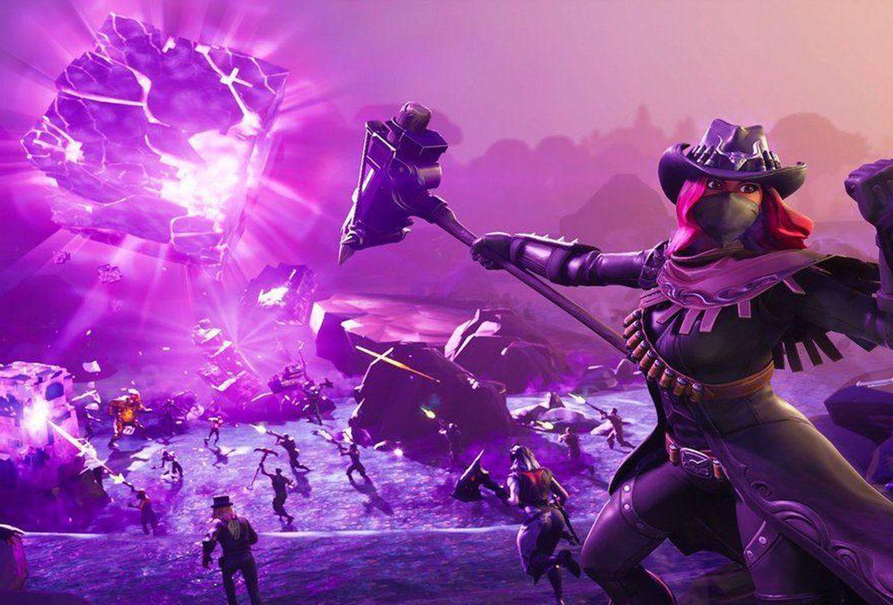 Fortnite Hat Mehr Aktive Spieler Als Steam Zockerpulsde